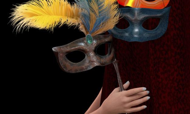 PURIM—Masks and Identity