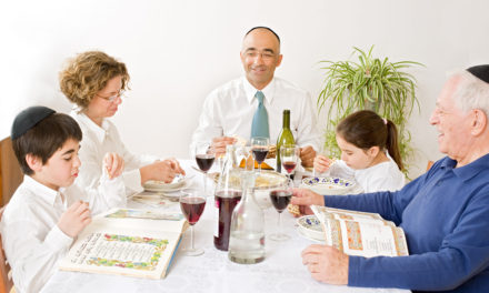 PASSOVER—Asking Questions