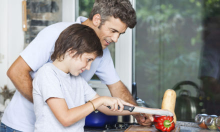 PARENTS ARE POWERFUL TEACHERS…