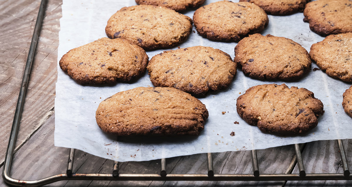 WAITING FOR THE COOKIE TO COOL…